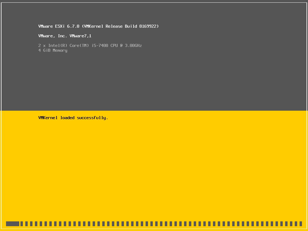 安装 VMware ESXi 6.7 系统插图5